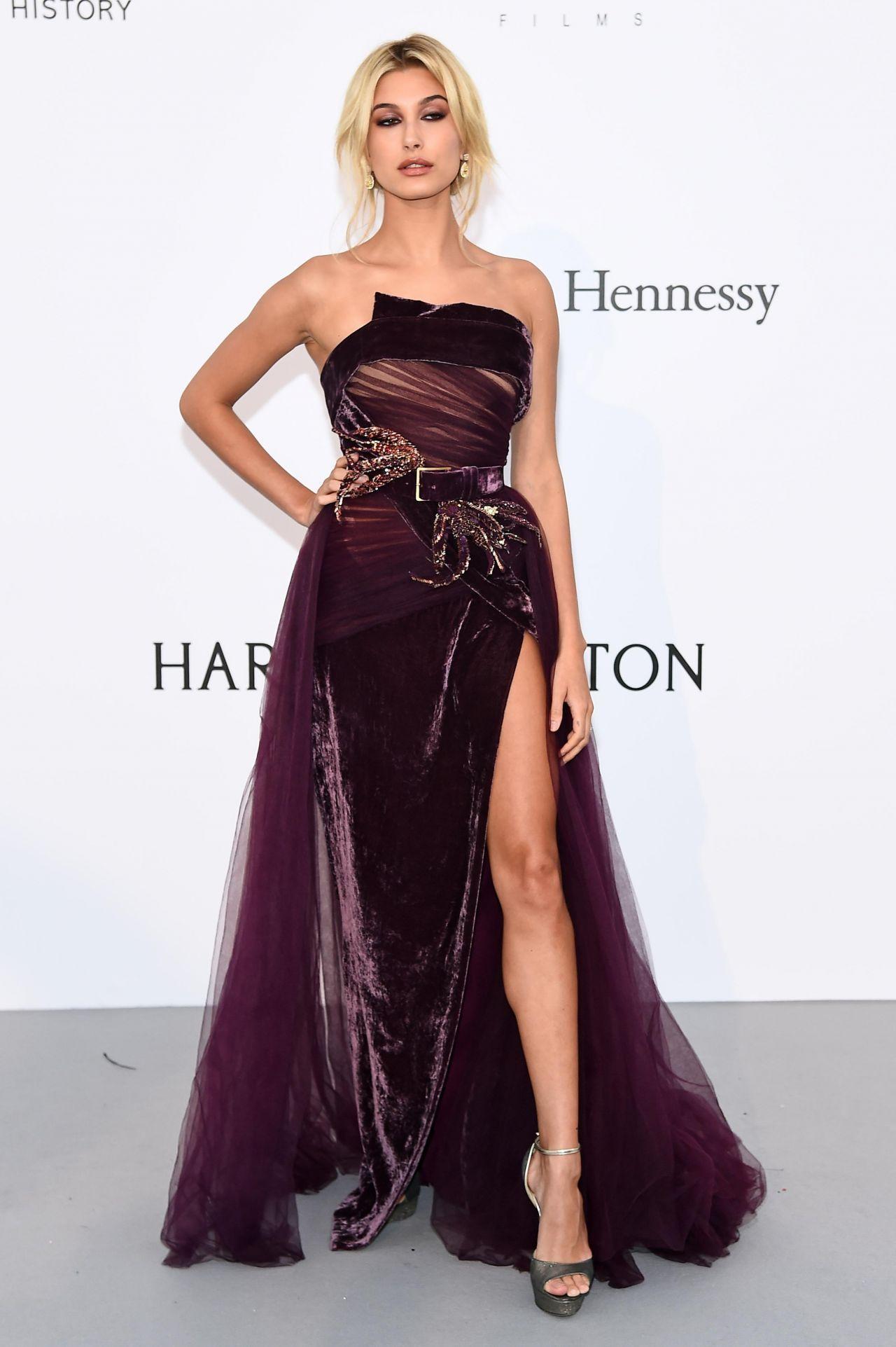 Red carpet style models like bella hadid and hailey baldwin