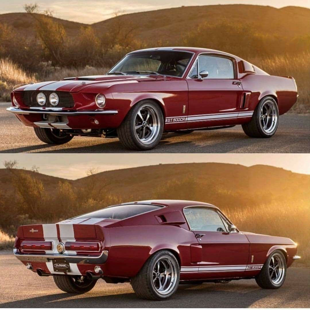 Un clasico hermoso | Old Cool Cars | Pinterest | Mustang, Cars and ...