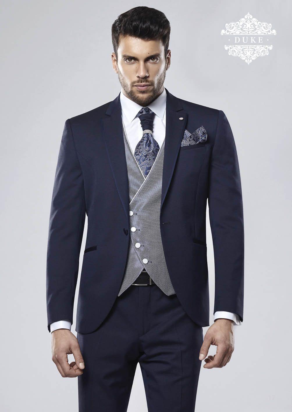 trajes de novio duke