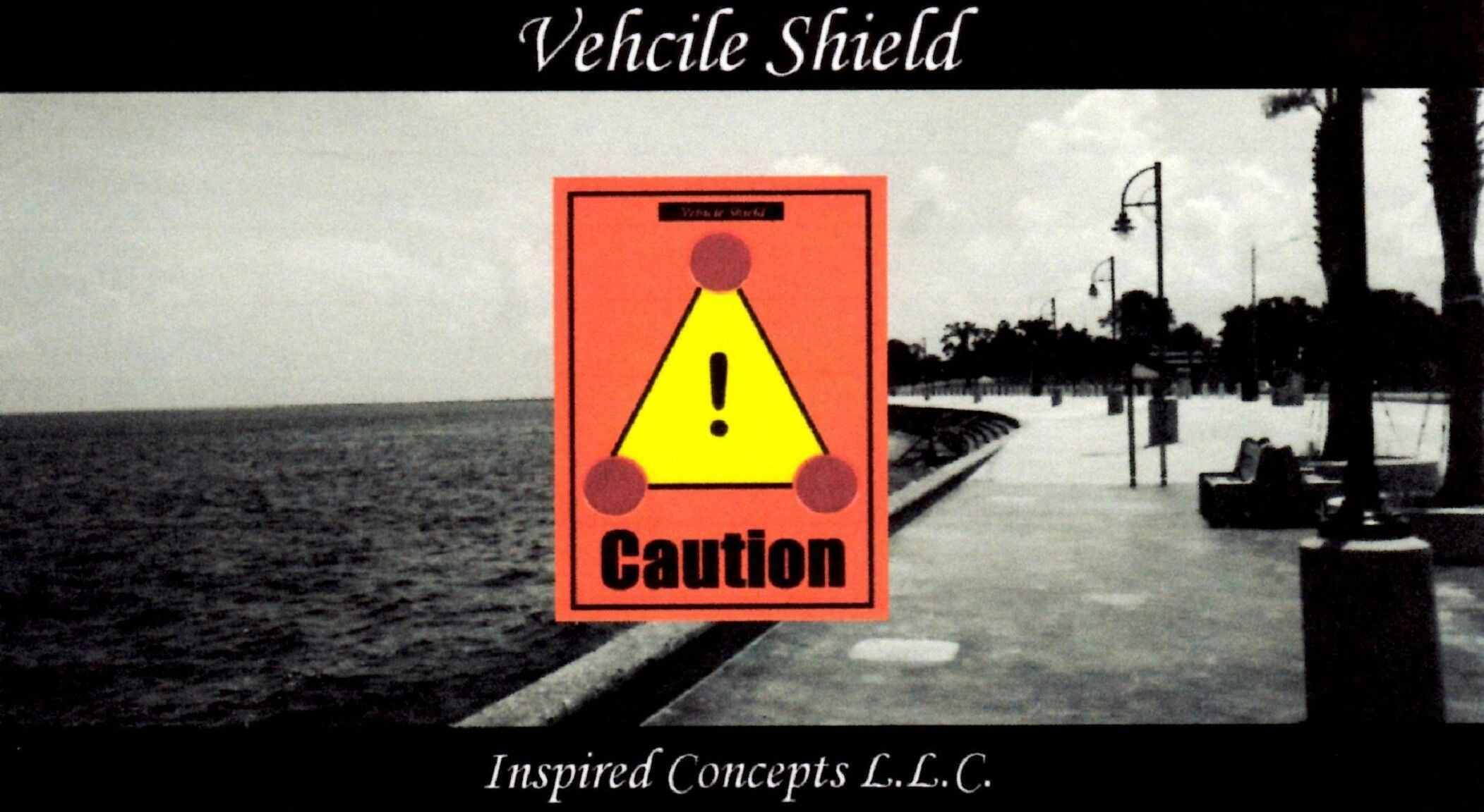 Have you ever been stranded vehicle shield is a sign that