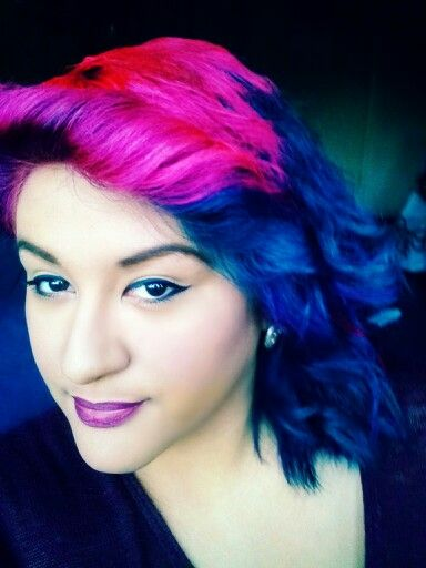 Splat Hair Dye Deep Emerald And Berry Blast