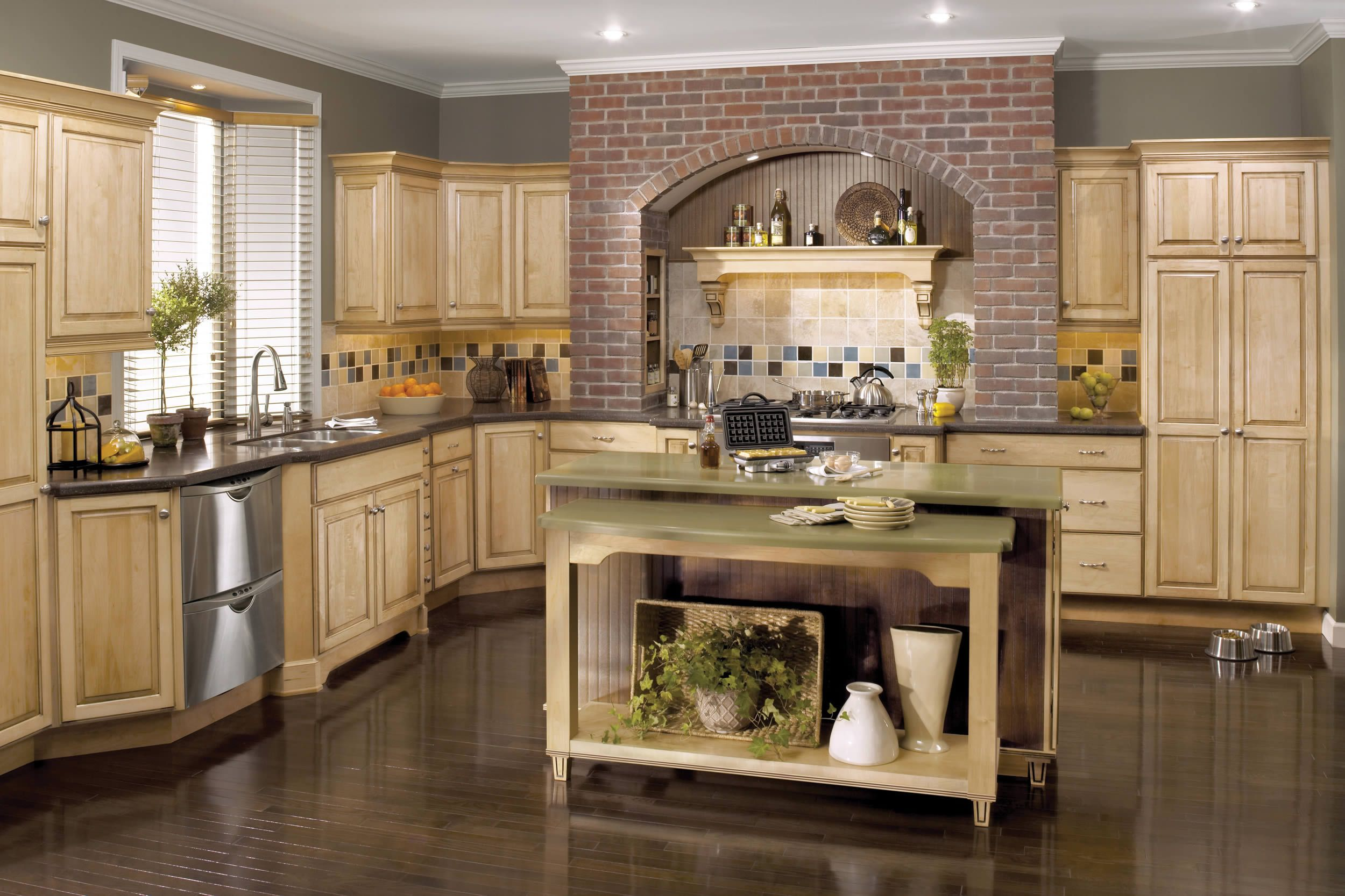 Cabinets and Countertops - Zeeland Lumber and Supply (With ...