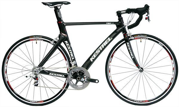 Kestrel TSR1 Road SL bike; Carbon+SRAM Red