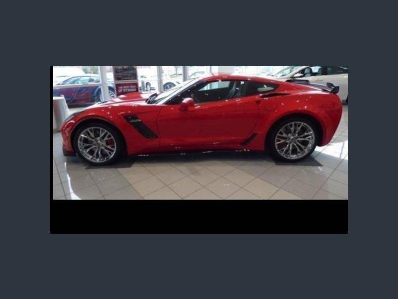 Used 2016 Chevrolet Corvette Z06 Coupe For Sale In Boston Ky