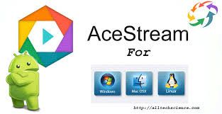 how to use ace stream