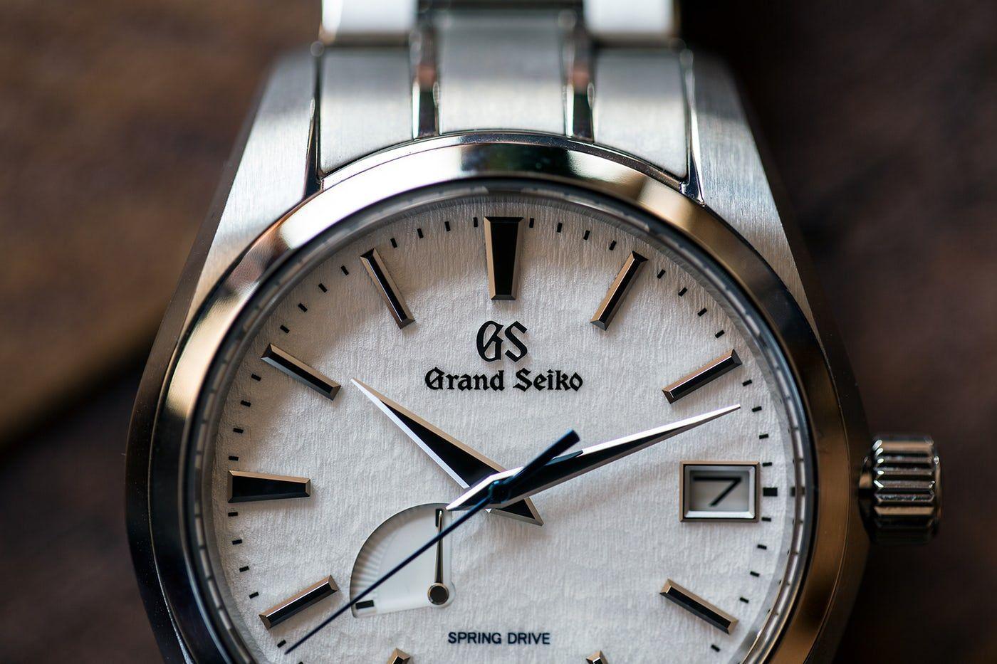 a4154d9e4 A Week On The Wrist: The Grand Seiko Spring Drive Snowflake SBGA211 ...