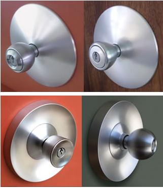 Mid Century Modern Interior Door Knobs mid-century modern doors: jon jarrett's vintage hardware | eichler