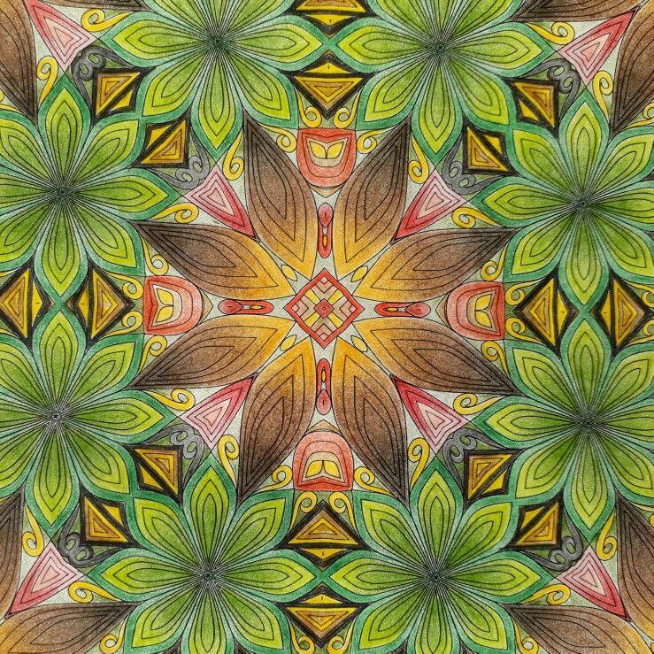Kaleidoscope Mandala Designs. Mary Tanana. Lyra ...