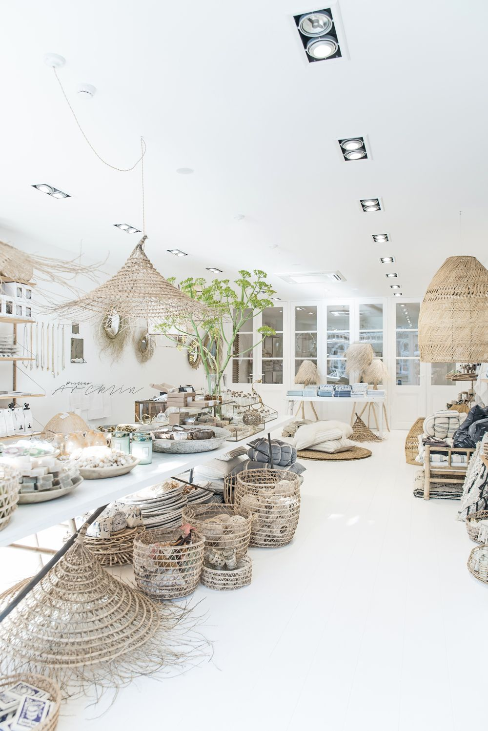 Interieur Winkel Bergen Pure House Ibiza My House By The Sea Winkel Interieur En