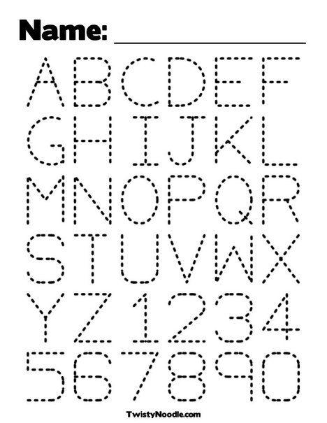 Name Coloring Page Preschool Tracing Tracing Worksheets Preschool Alphabet Preschool