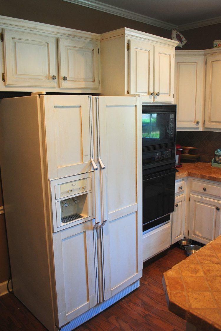 Genial Küchenschränke, Kühlschrank Wohnzimmer Die Karre ist sehr ...