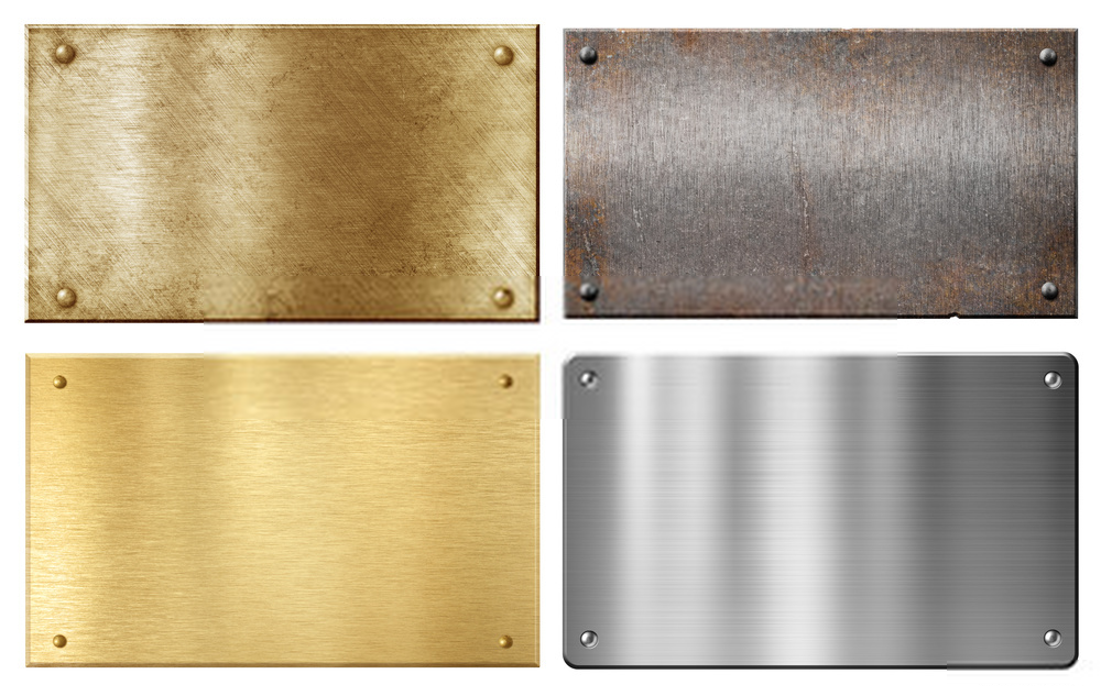 Best Materials Used For Making Name Plates Name Plate Aluminum Metal Plate Sets