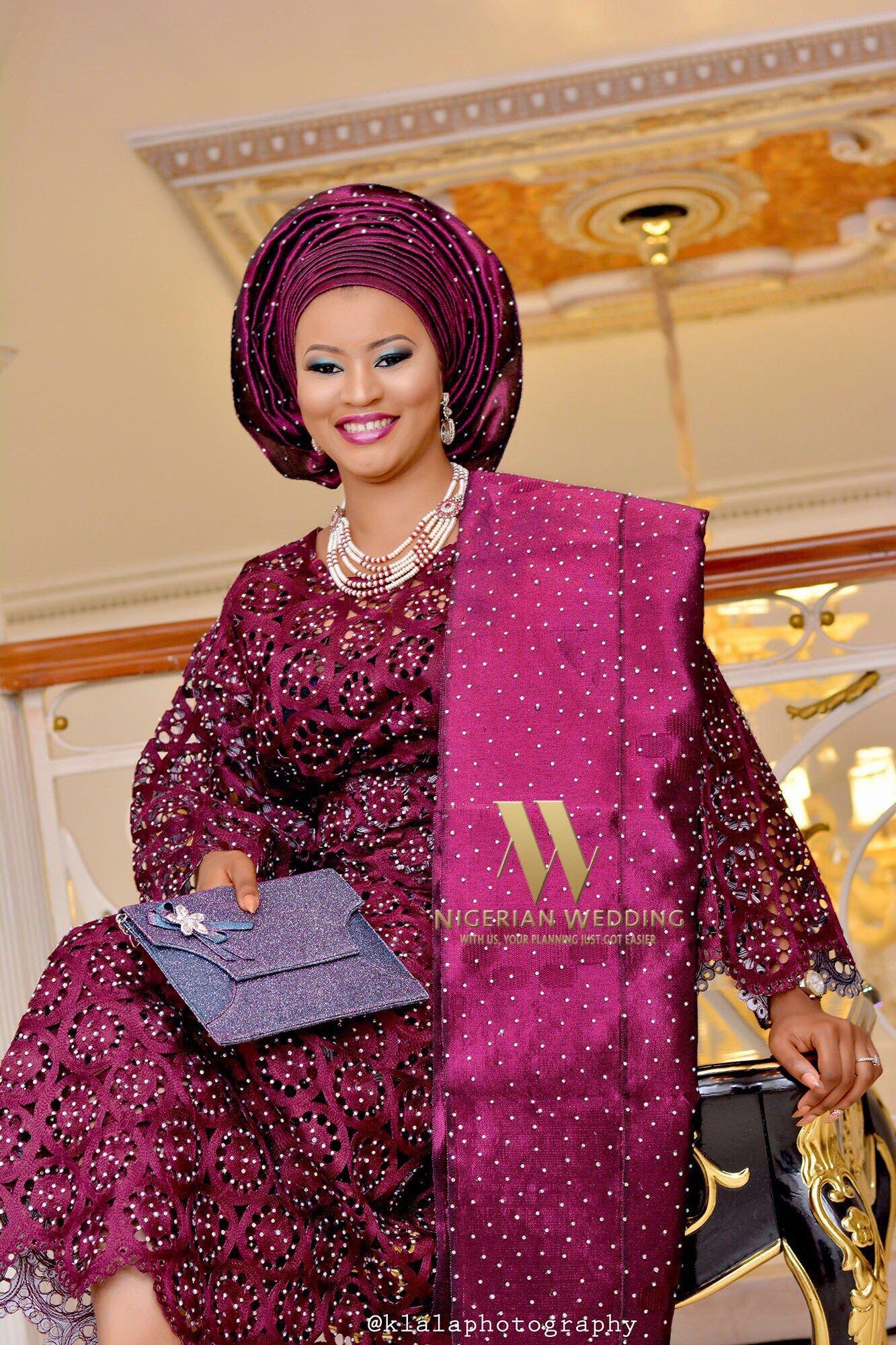 Presents Oyin & Tunji\'s Exquisite Yoruba Traditional Wedding in ...