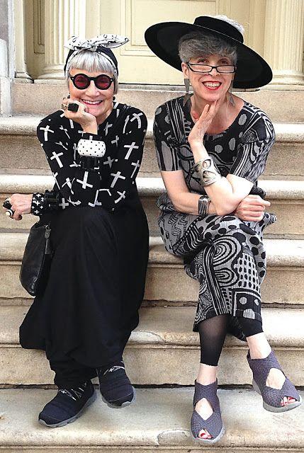 ältere ladies