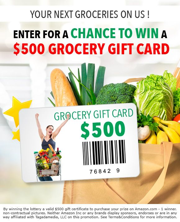 Get 500 Grocery Gift Card Iphone Ipad Best Price