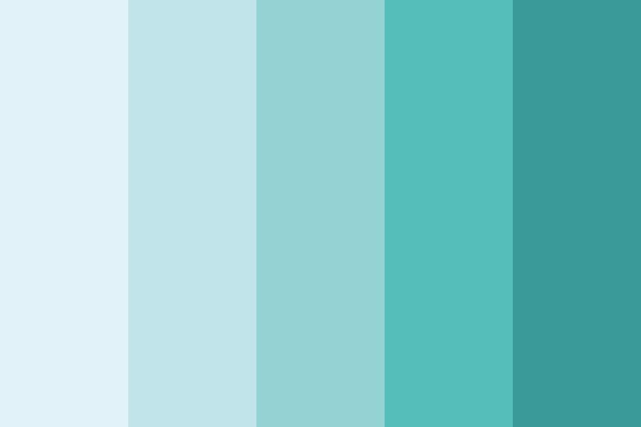 Blue Anime Hair Color Palette In 2020 Anime Hair Color Blue Anime Anime Hair