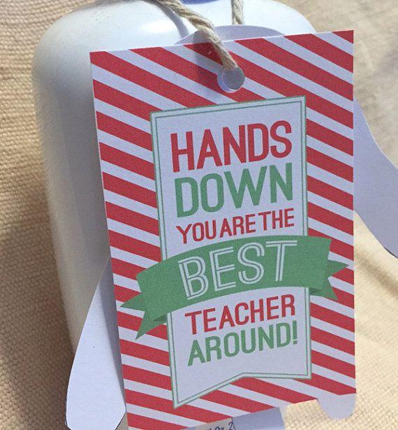 teacher gift for christmas