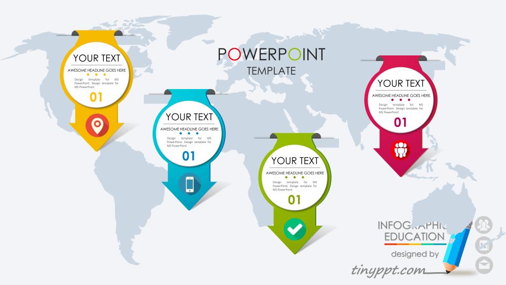 Roadmap Presentation Powerpoint Template Free Google Slides Themes