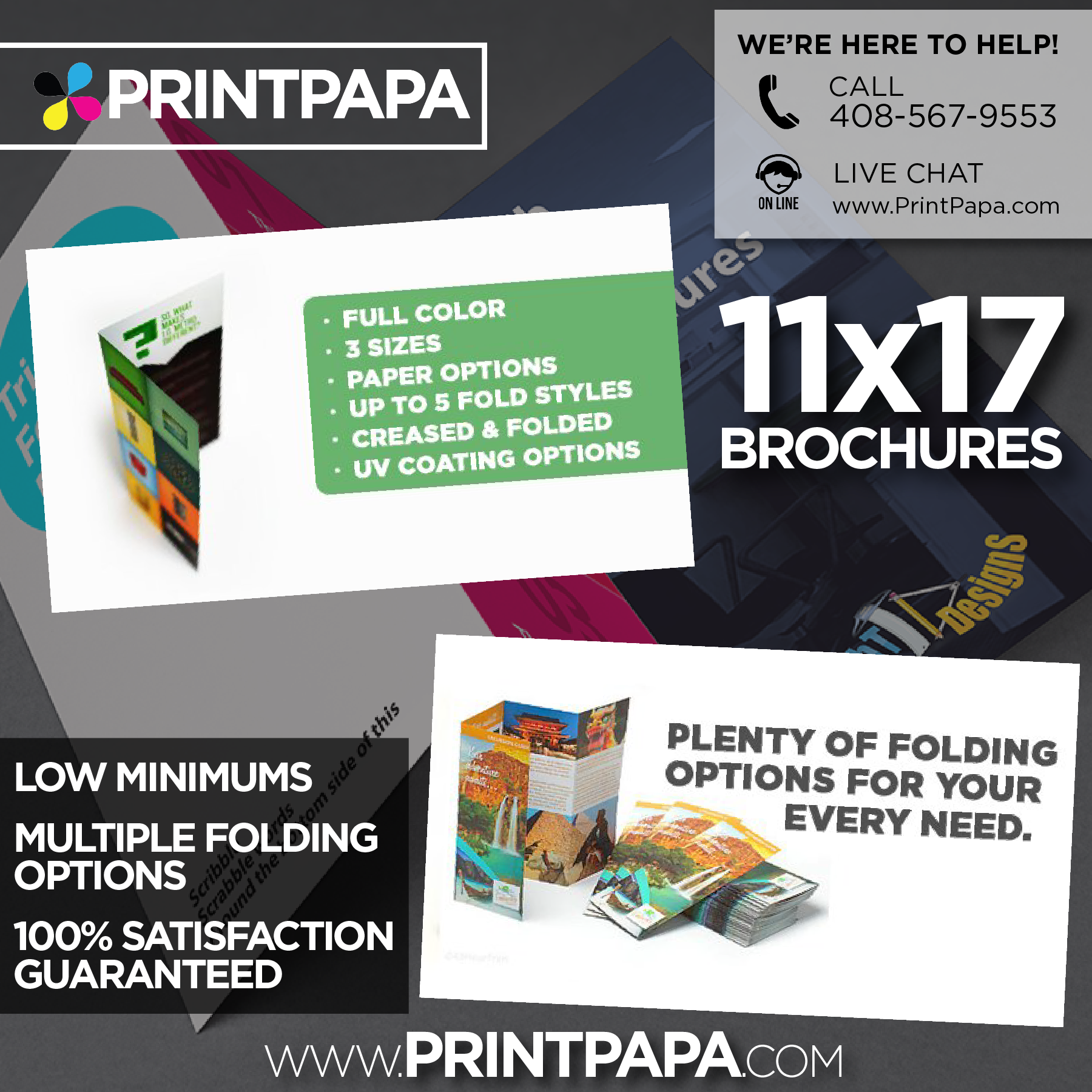 Brochures Are Great Ways To Market Your Services Or Products Its Usually The First Thing Your Customers Will Be Looking For And Brochure Cool Designs Greatful