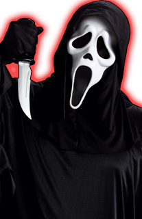 Ghostface The Icon Of Halloween Com Ghostface And Scream 5 News The Site Of Ghostface The Icon Of Halloween Ghostface Scream Ghostface Horror Movie Icons