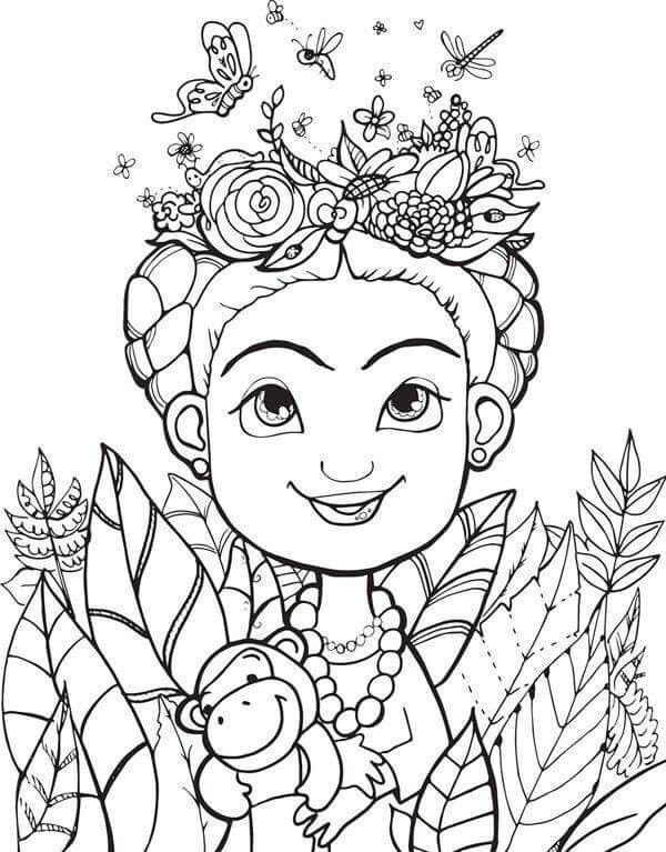 Pin By Suelen Fraga On Desenhos 3 Coloring Pages Outline Drawings Coloring Books