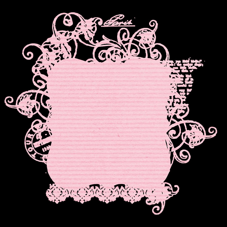 Susie's scrapactivities and freebies: La Vie En Rose pink label / La vie en rose - vaaleanpunainen etiketti