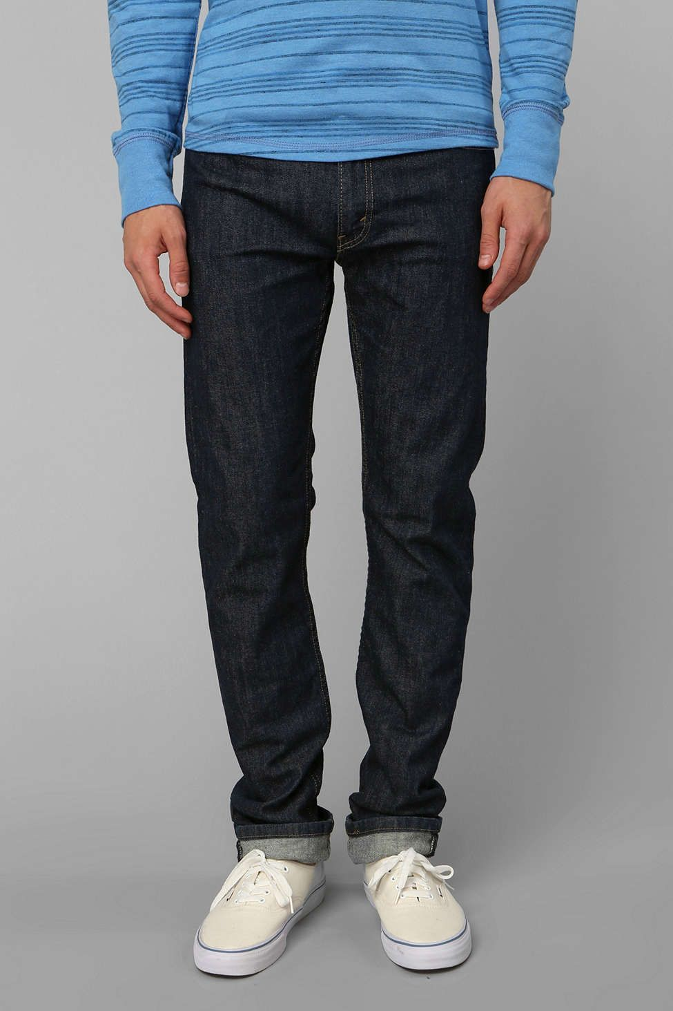 d51485b99d6 Levi's 513 Bastion Slim-Straight Jean | New Business Wardrobe | Slim ...