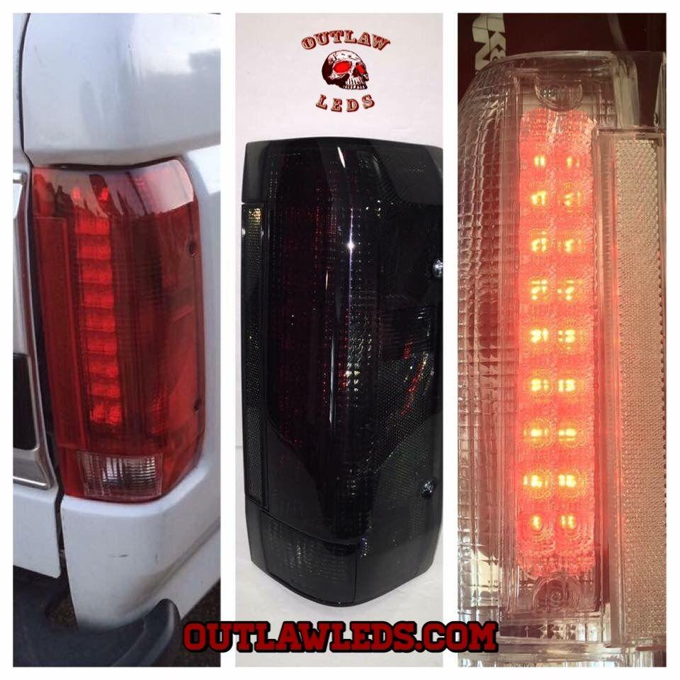 Obs Tail Lights 87 97 Tail Light Led Tail Lights Lights