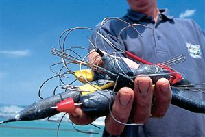 Choosing The Right Sinker And Lead For Beach Fishing