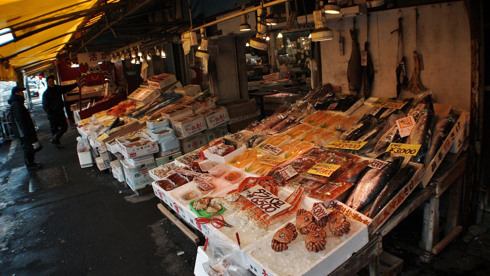 The Best Flea Markets In Sapporo Sapporo Food Market Best Foods