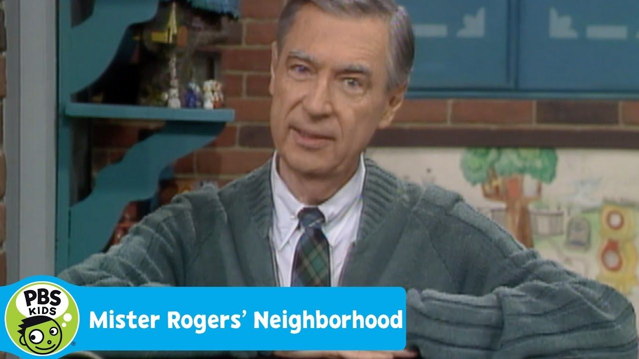 Mister Rogers Neighborhood You Are Special Song Pbs Kids Mister Rogers Neighborhood Mr Rogers Pbs Kids