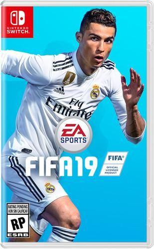 FIFA 19 for Nintendo Switch   Nintendo switch fifa. Fifa. Fifa games