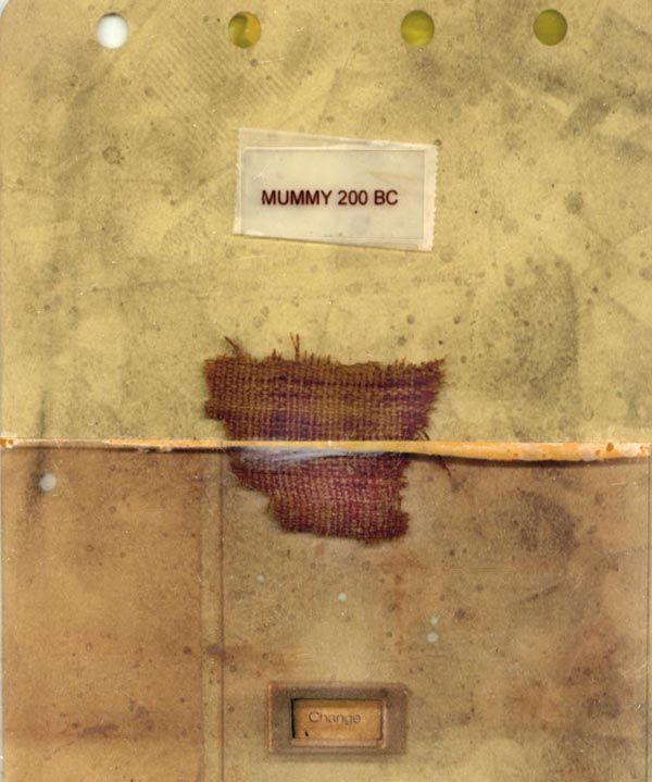 Robert Mazrim - Mummy 200 BC