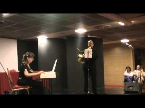 A  Piazzolla - Libertango Horn: Gabriele Falcioni Piano