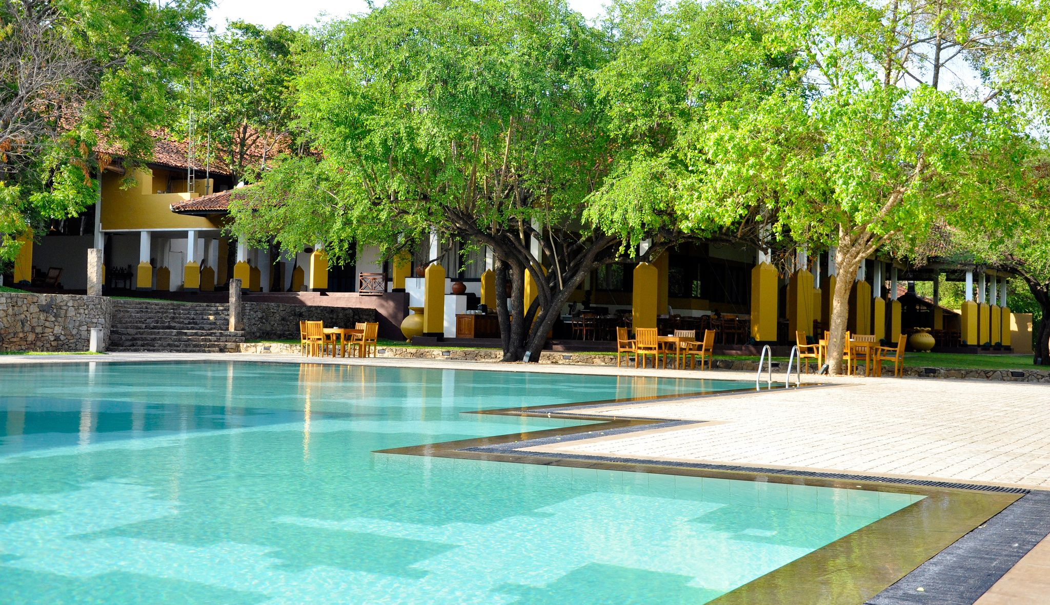 Pin By Dhanushka De Silva On Hotels In Sri Lanka Sri Lanka Outdoor Swimming Pool Swimming