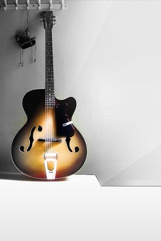 Fender Guitar iPhone Wallpaper Download