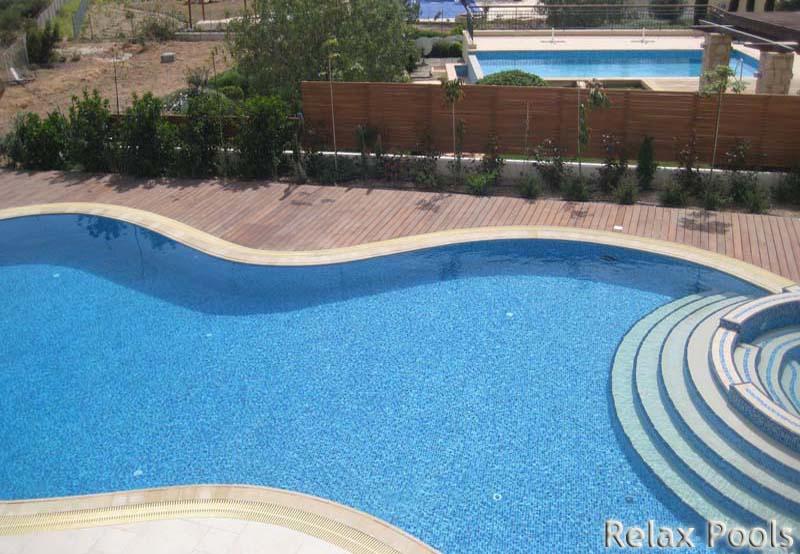 Relax swimming pool- Overflow design | Overflow Pools | Pinterest