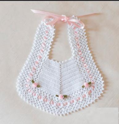 Le Gatte Coi Tacchi Schemi Bavaglini Alluncinetto Kids Crochet