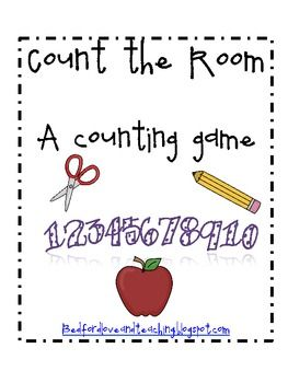 count the room activity,