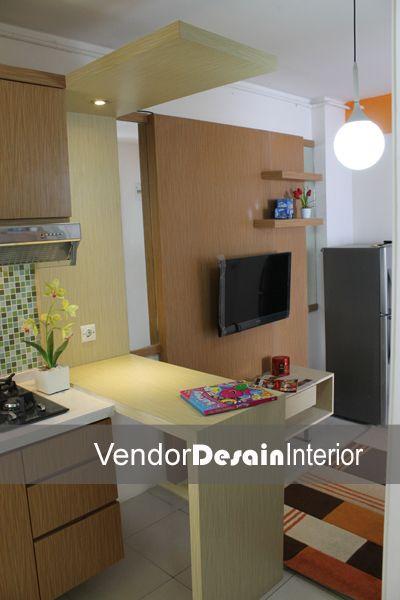 Kitchen Set Minimalis Apartemen Cilandak 0812 1233 9393 Jasa