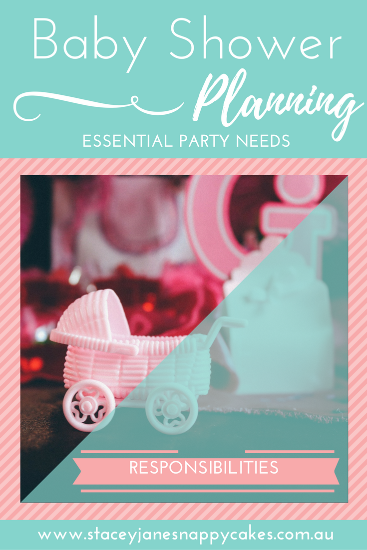 Responsibilities of Hosts and Guests at a Baby Shower
