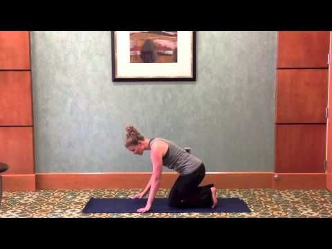 mat matters yoga videos episode 11 crow to tripod