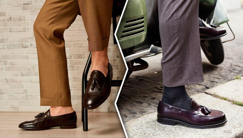 25++ Mocassini uomo con o senza calze trends