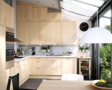Lejardindeclaire Remodelage Petite Cuisine Cuisine Ikea Style Cuisine