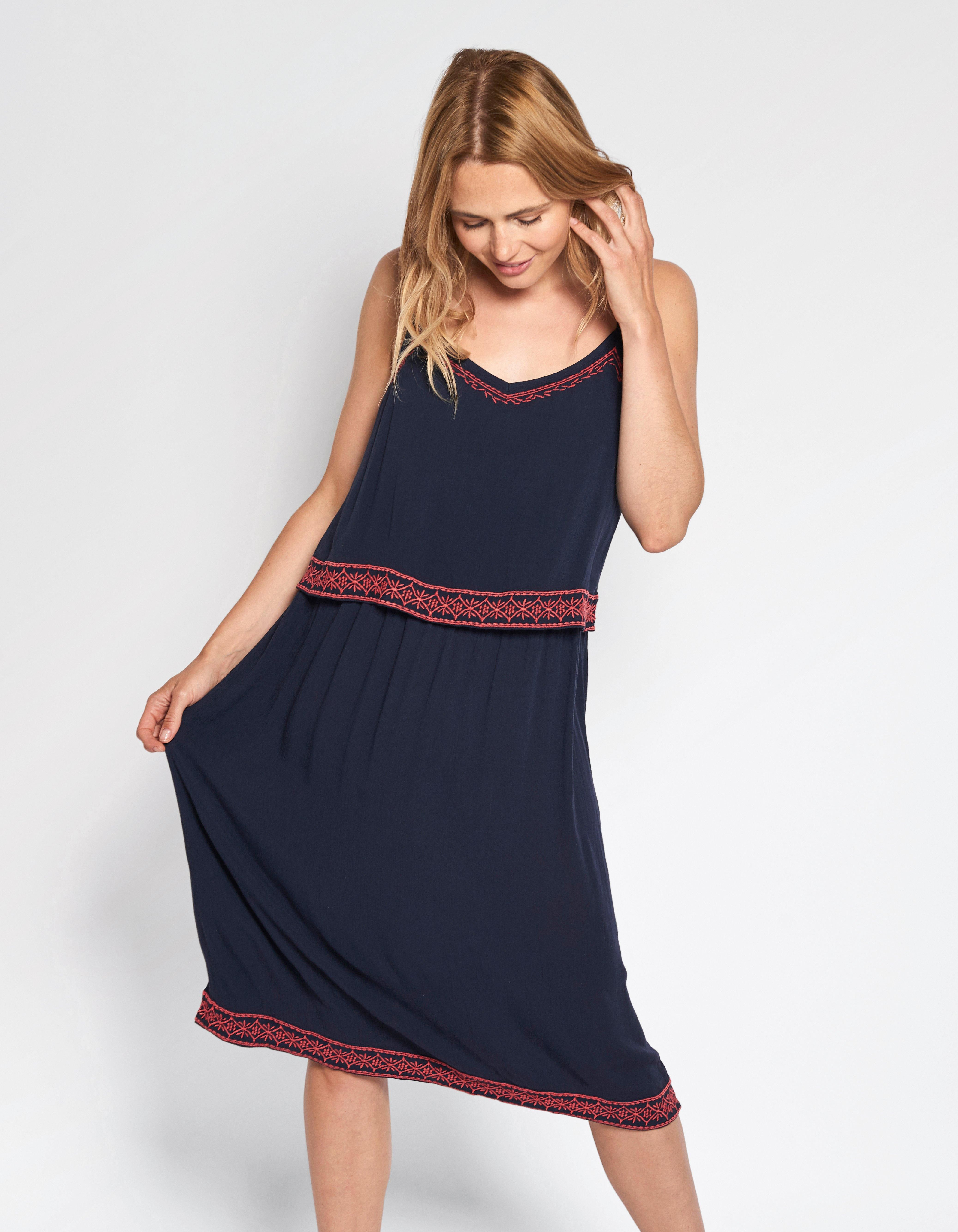 95622c107d BuyFiley Midi Dress today from FatFace. FREE UK Delivery on all orders over  £60.