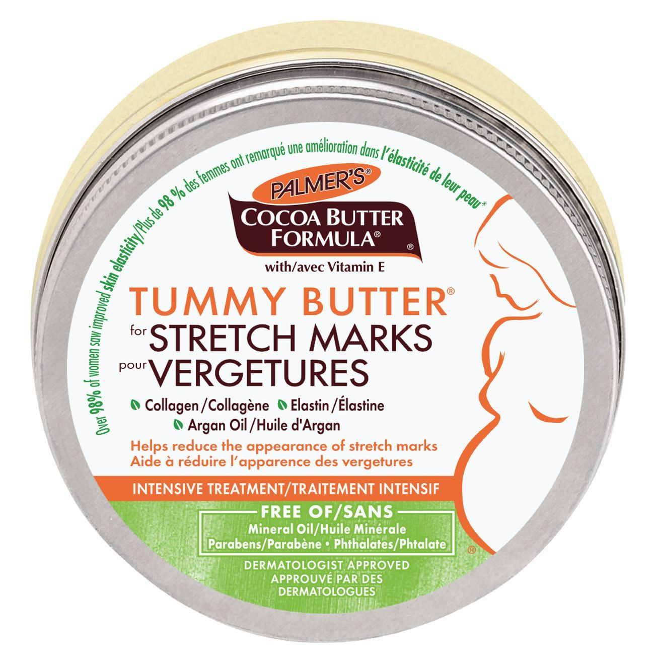 Palmer S Cocoa Butter Formula Tummy Butter For Stretch Marks
