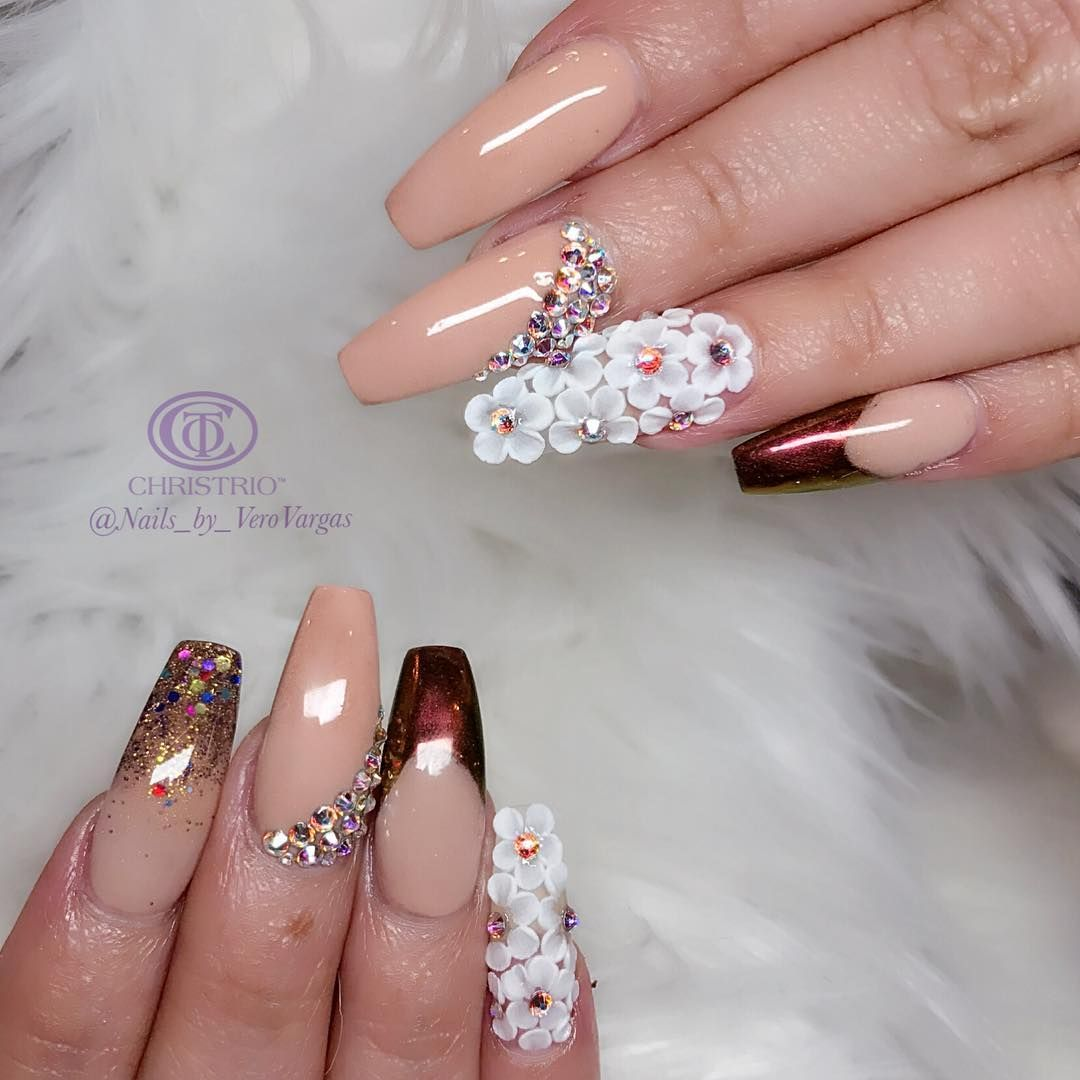 738 Likes, 8 Comments - Veronica Vargas (@nails_by_verovargas) on ...