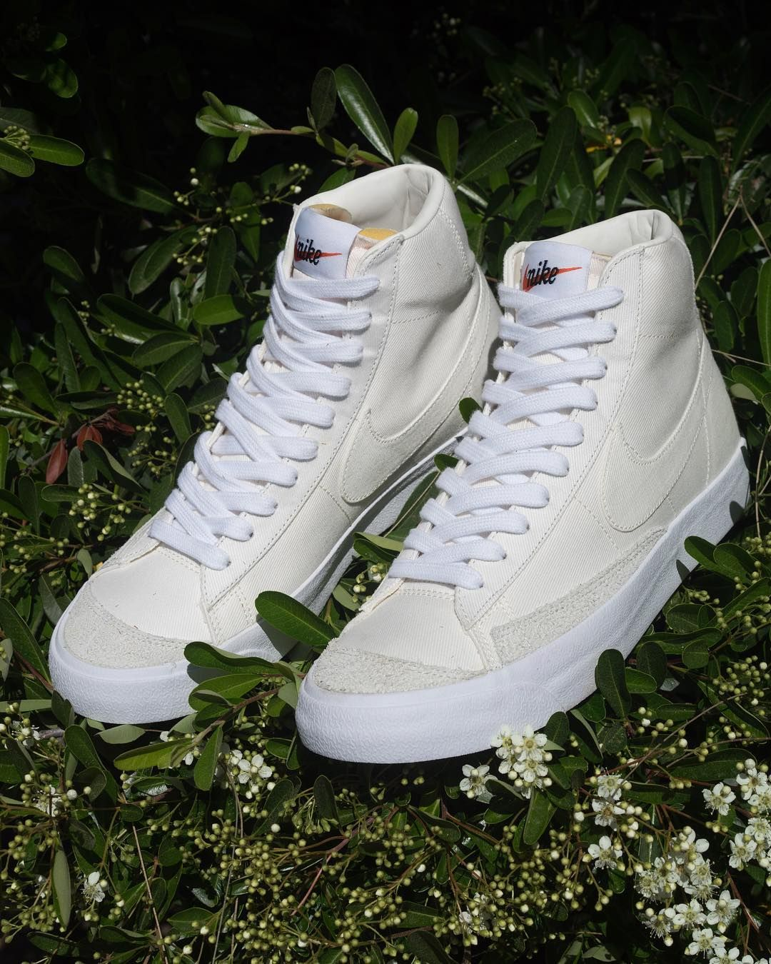 uk availability autumn shoes best place Nike Blazer Mid '77 Vintage (Sail) will be available Friday ...