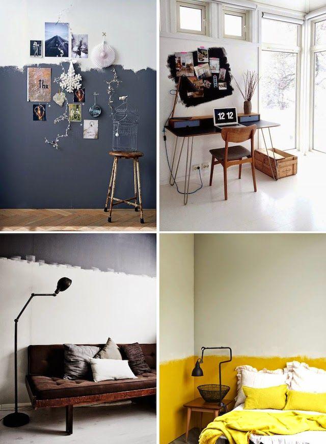 Ötletek a falfestéshez a hálószobához