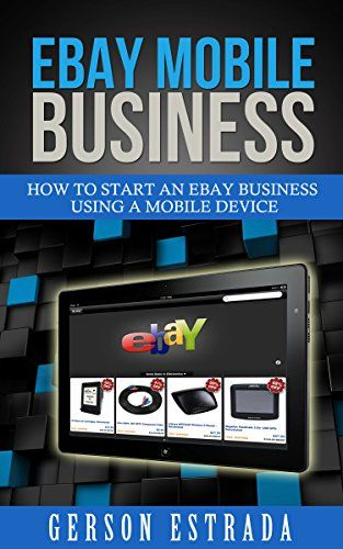 Amazon.com: eBay Mobile Business: How to start an eBay Business using a mobile device eBook: http://www.amazon.com/eBay-Mobile-Business-mobile-device-ebook/dp/B00ODGH2QW/ref=sr_1_1?ie=UTF8&qid=1421123082&sr=8-1&keywords=ebay+mobile